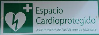 Espacio cardioprotegido